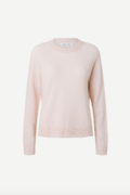 Samsøe & Samsøe  Boston o-neck cashmere sweater